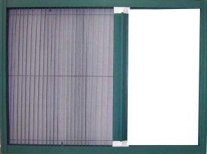 25折叠隐形纱窗(左右开启)